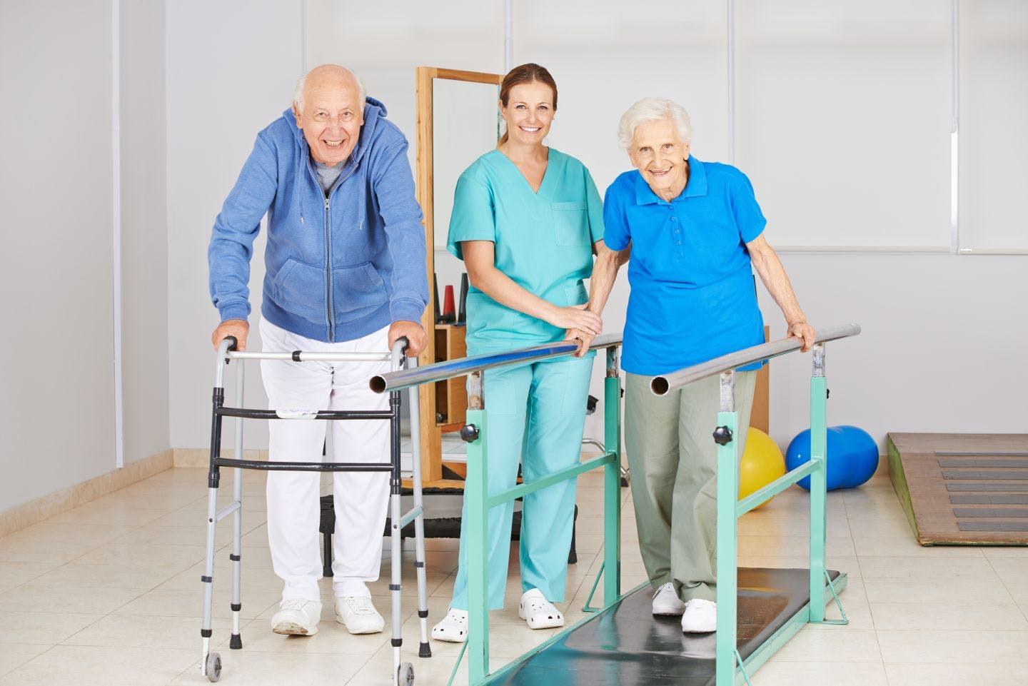 Fall Prevention & Balance Program | Roseville CA | Folsom CA