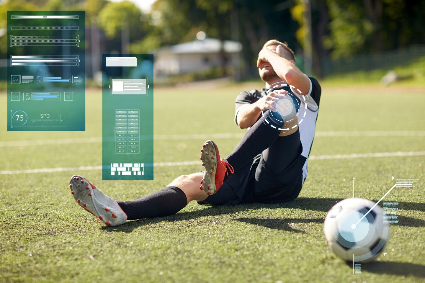 Capitol Physical Therapy | Sports Injuries