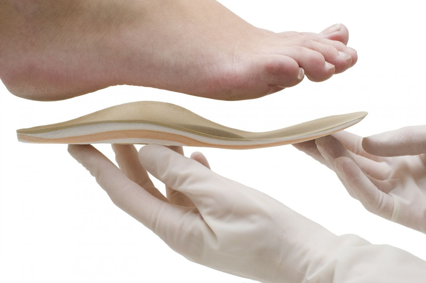 Custom Foot Orthotics For Back Pain
