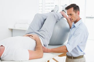 physical therapy near blue bell