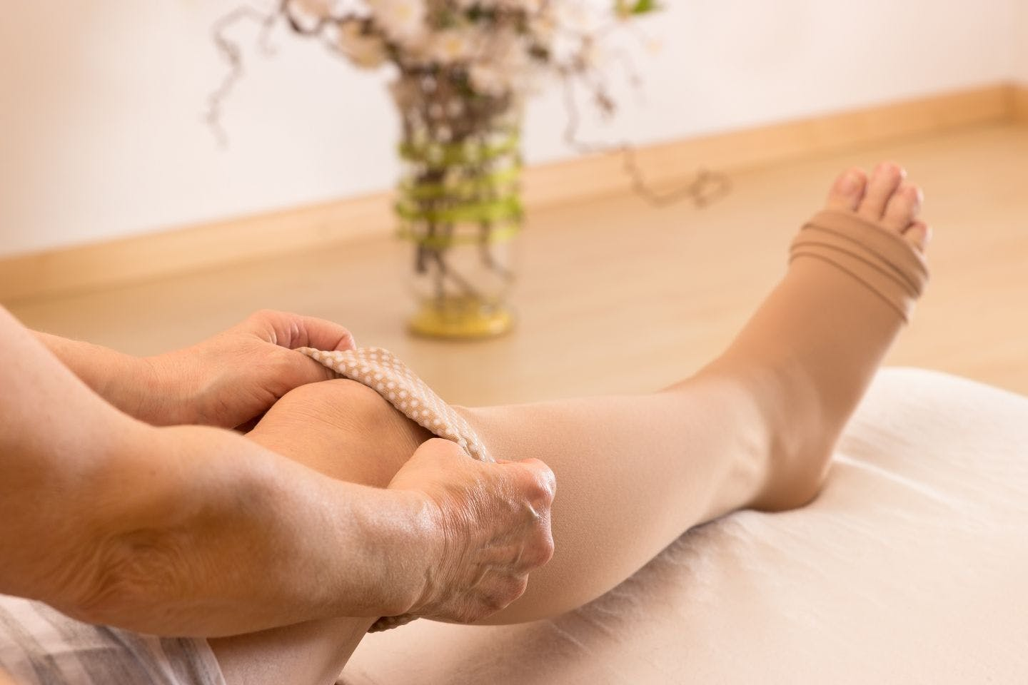 Lymphedema - Total Body Therapy & Wellness - Lillington, NC