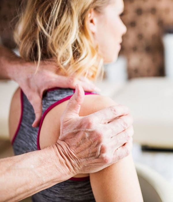 All-natural Shoulder pain treatment